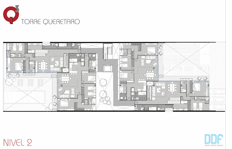 Querétaro Q3 de Diseño Distrito Federal Moderno