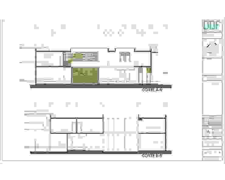 Casa Satélite 1 de Diseño Distrito Federal Moderno
