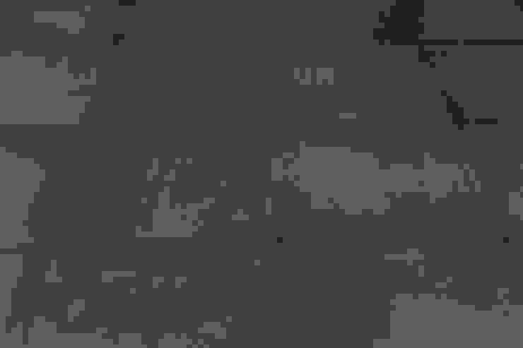 Gres porcellanato effetto moderno Antonium Antracite 60x60 di homify Moderno