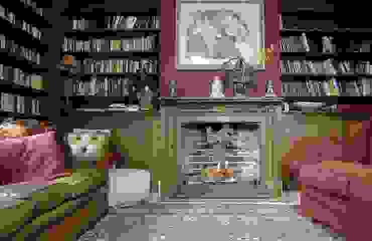 Country House in Tenterden Oficinas de estilo clásico de Bandon Interior Design Clásico