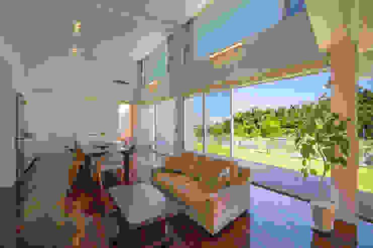 建築工房 亥 Modern Living Room