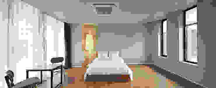eridu 모던스타일 침실 by johsungwook architects 모던