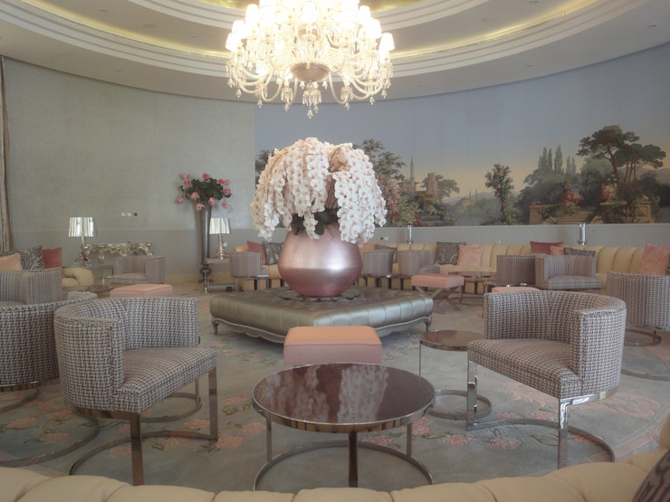Salones clásicos de Vincent Bonhomme Clásico