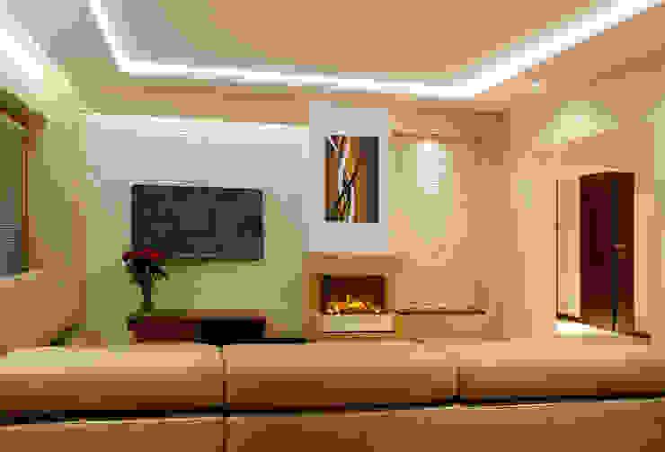 ArtDecoprojekt Modern Living Room