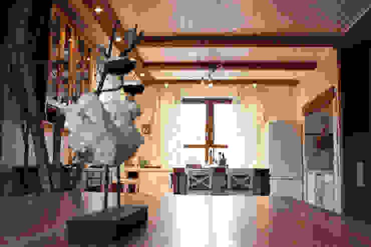 Rustieke keukens van DF Interior Rustiek & Brocante