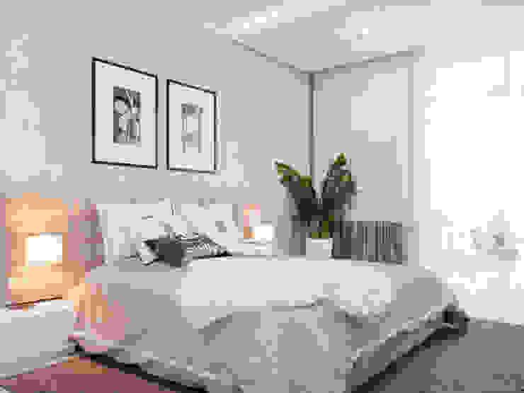 Z E T W I X Modern style bedroom