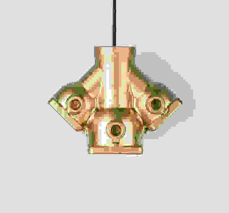 DI 01 od Firelamps Industrialny Aluminium/Cynk