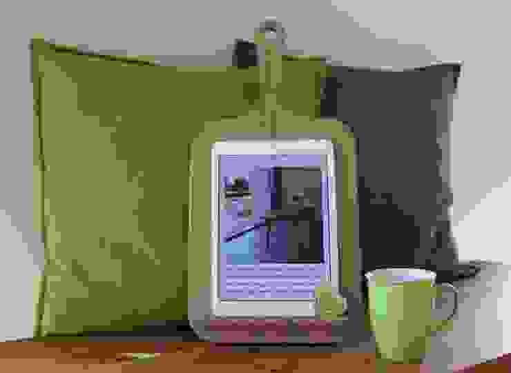 Eyecatcher für die Küche: modern  von holzgespür,Modern