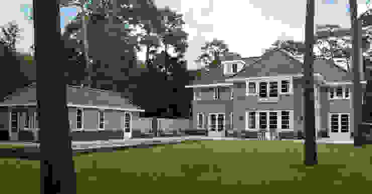 Casas de estilo  de Snellen Architectenbureau