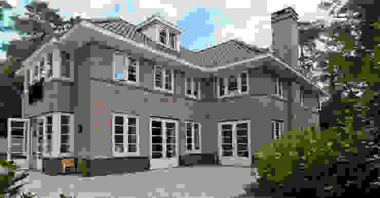 linker zijgevel Klassieke huizen van Snellen Architectenbureau Klassiek