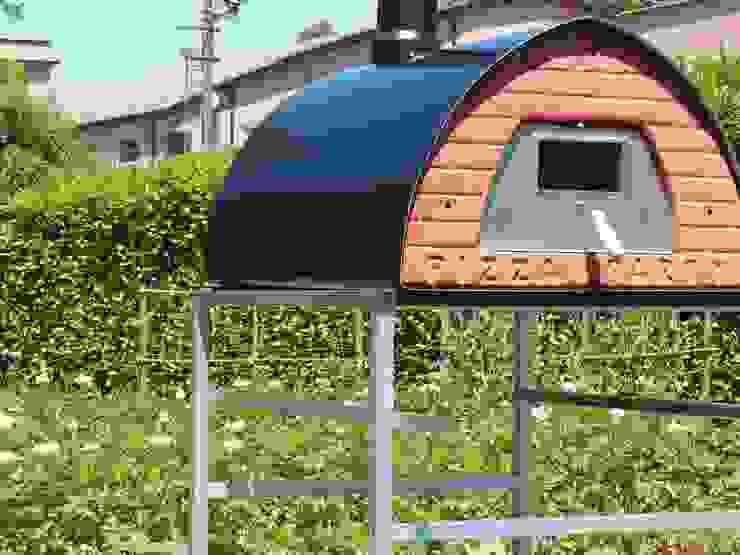Outdoor Wood burning oven Pizza Party por Pizza Party Rústico