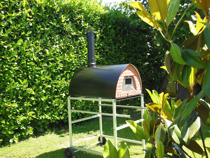 Wood burning oven Pizzone special offer by manufacturer de Pizza Party Rústico