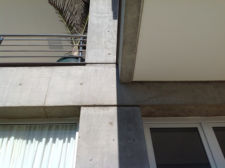 Casa CSP Casas modernas por PJV Arquitetura Moderno