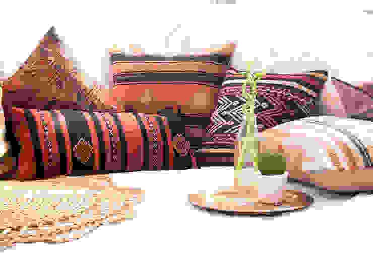 Cojines kilim de Tu Cajon Vintage Shop Ecléctico