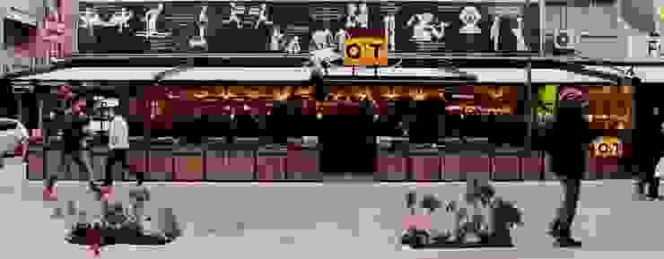 OT Cafe Endüstriyel Evler CO Mimarlık Dekorasyon İnşaat ve Dış Tic. Ltd. Şti. Endüstriyel