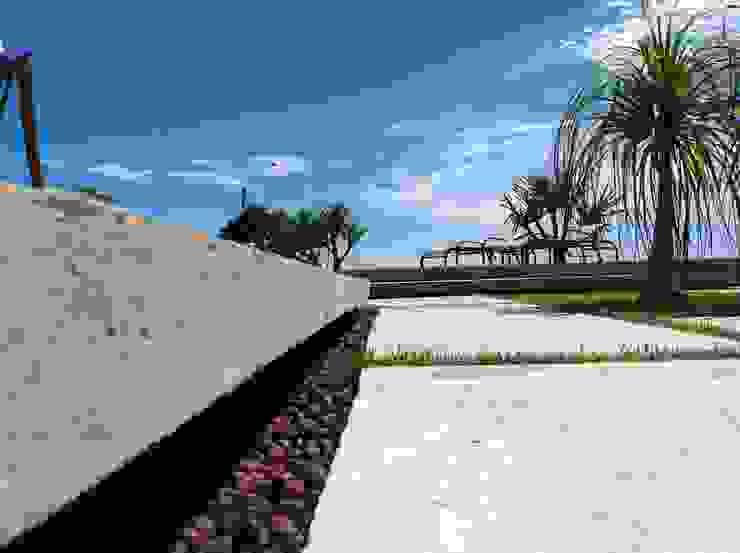 Casa CSP Jardins modernos por PJV Arquitetura Moderno