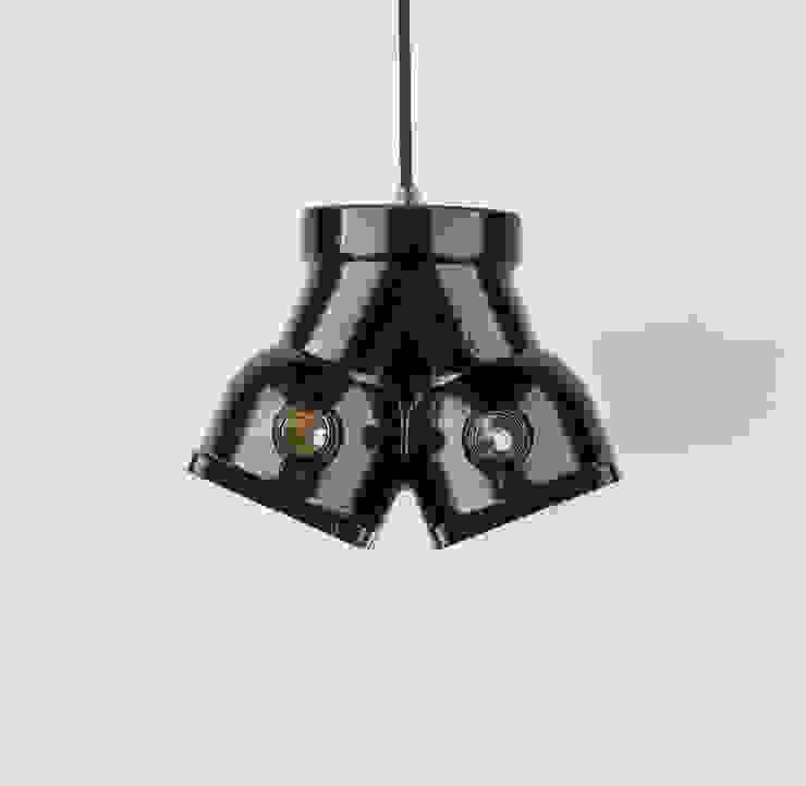 DI 05 od Firelamps Industrialny Aluminium/Cynk