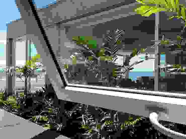 Casa CSP Cozinhas modernas por PJV Arquitetura Moderno