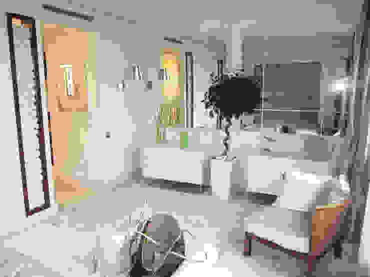 JOL-wnętrza Modern style bedroom