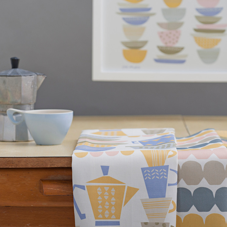 Tea Towels de Zoe Attwell Moderno
