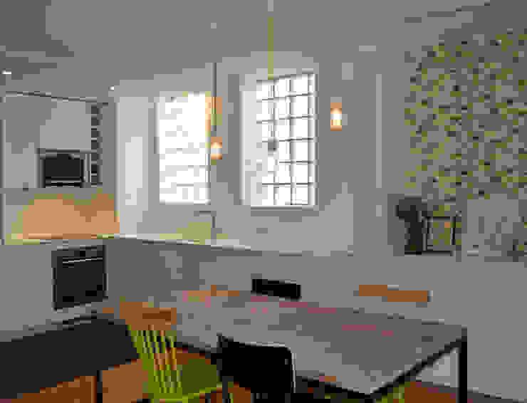 Appartement Paris XII par Unlimited Design Lab Scandinave