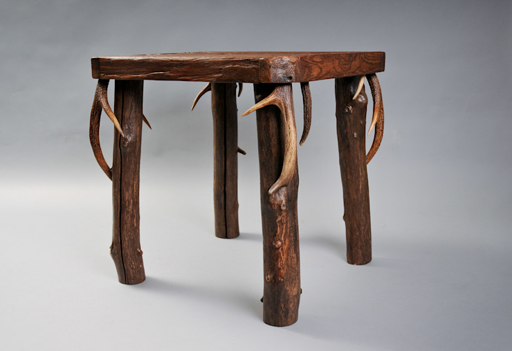de estilo  por Tuldok , Rural Madera Acabado en madera
