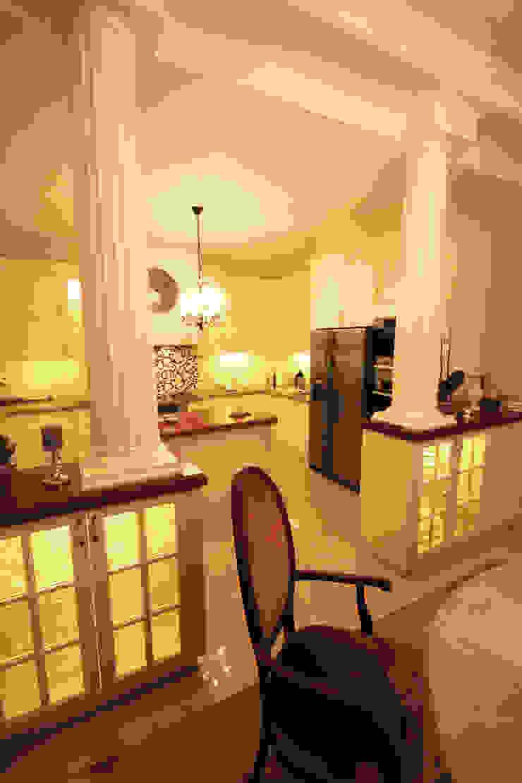 JOL-wnętrza Cocinas de estilo ecléctico