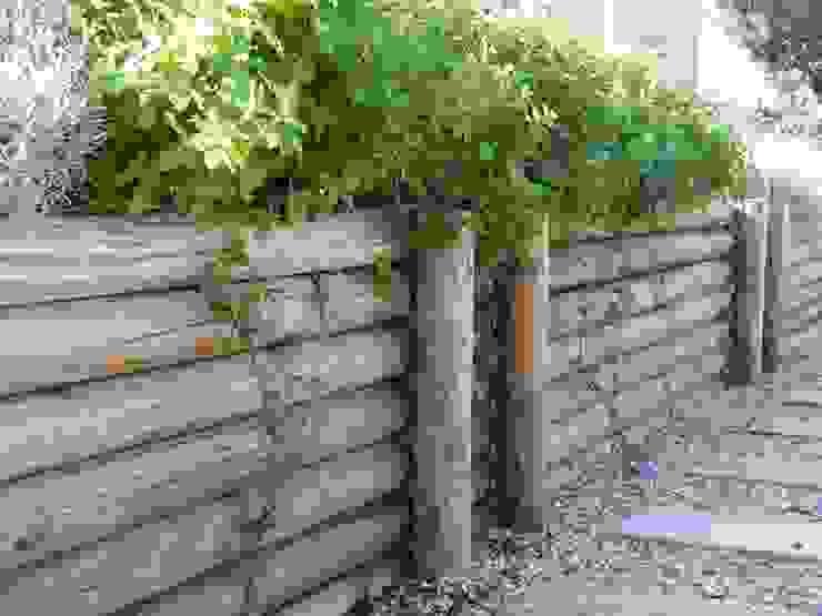 Moradia Privada Jardins rústicos por OpenGreen Rústico