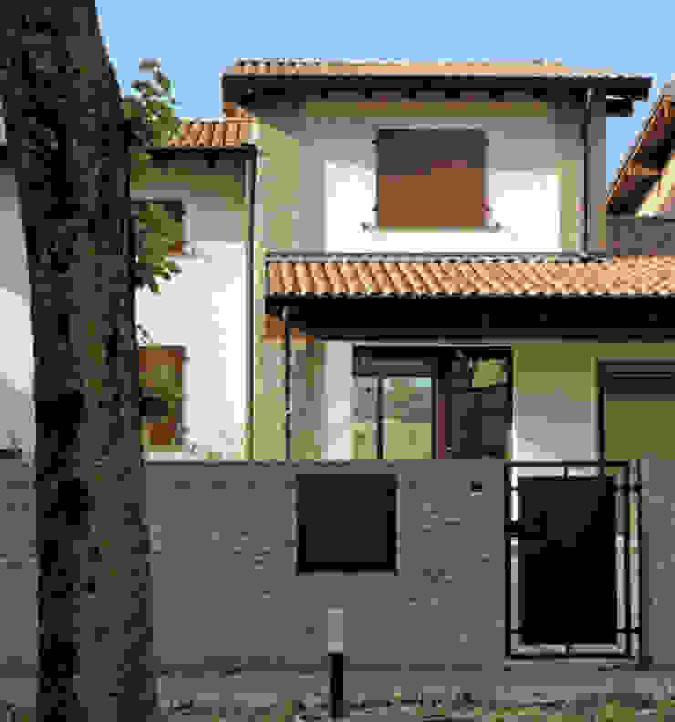 Wiejskie domy od Doser S.p.A. Wiejski