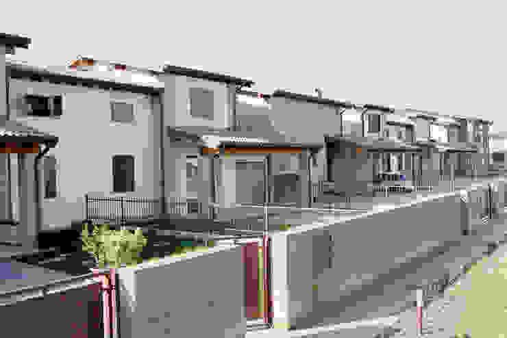 Casas de estilo  por Doser S.p.A., Rural