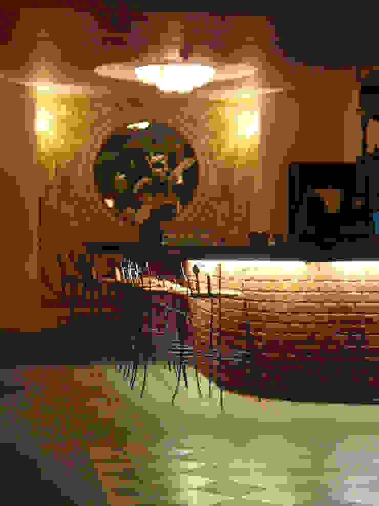 JOL-wnętrza Ingresso, Corridoio & Scale in stile eclettico