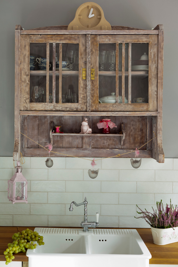 Rustic style kitchen by MOCOLOCCO Rustic