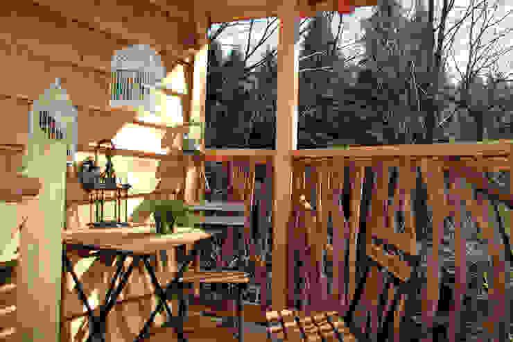 Cabaña Txantxangorria Hoteles de estilo escandinavo de Cabañas en los árboles Escandinavo