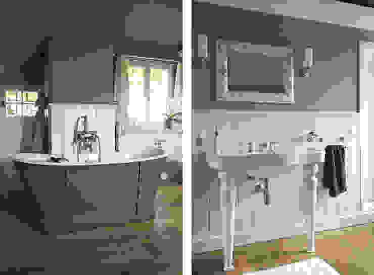 Dr. Schmitz-Riol Planungsgesellschaft mbH Country style bathroom
