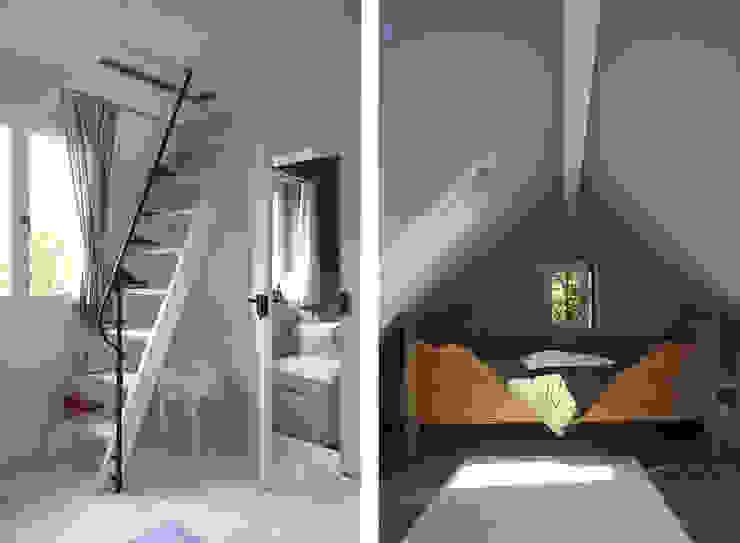 Dr. Schmitz-Riol Planungsgesellschaft mbH Country style bedroom