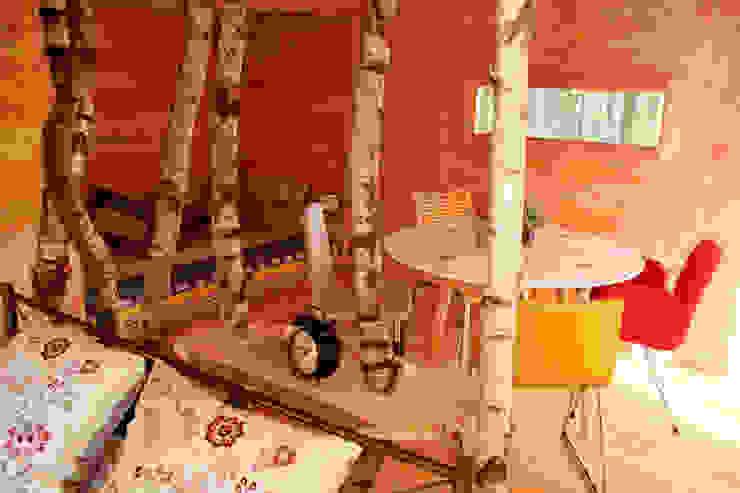 Cabaña Hontza de Cabañas en los árboles Escandinavo