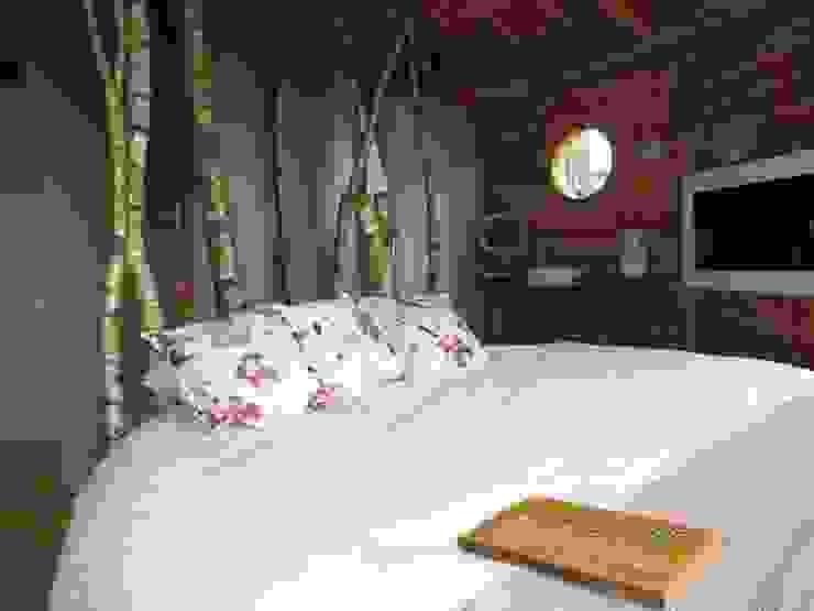 Cabaña Oooh! Hoteles de estilo escandinavo de Cabañas en los árboles Escandinavo