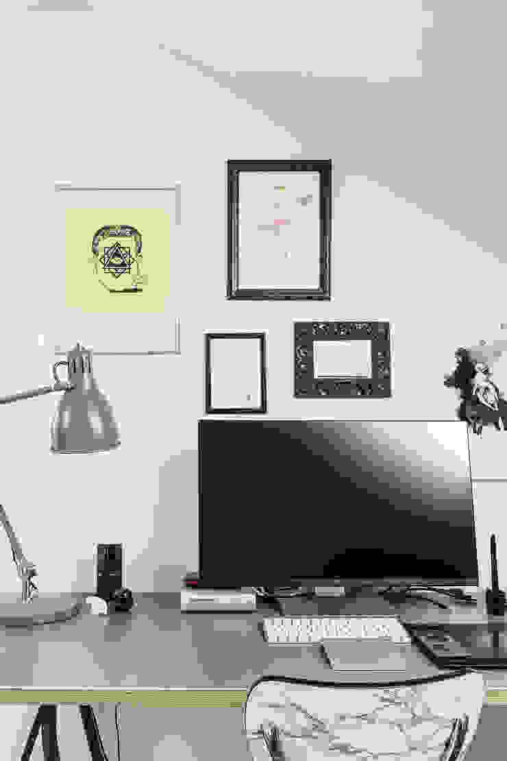 Odwzorowanie Oficinas de estilo ecléctico