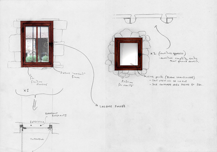 Door, windows fireplace and hardware Forge Art by A.T.R