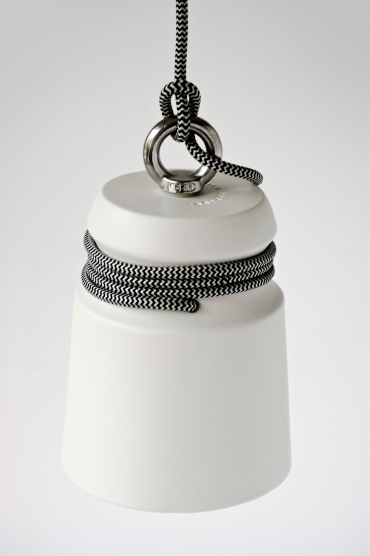 Cable Light detail: modern  door Patrick Hartog design, Modern