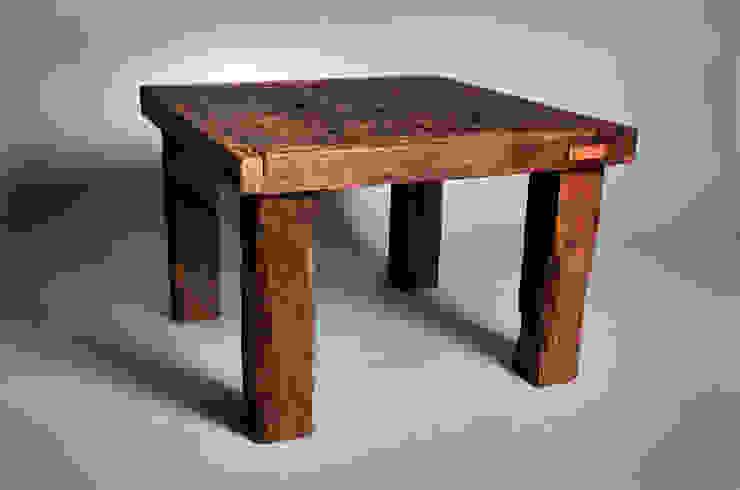 de estilo  por Tuldok, Rústico Madera Acabado en madera