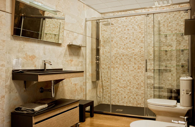 Modern bathroom by AZULEJOS HG SL Modern