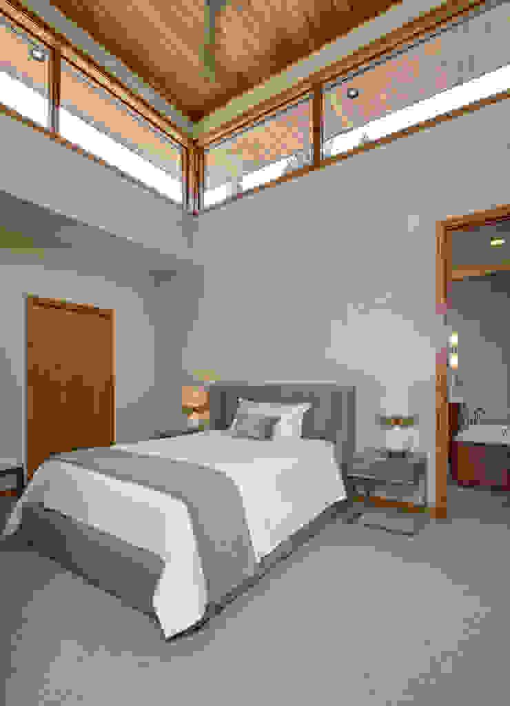 Denver Street Lot 7 Спальня в стиле модерн от Uptic Studios Модерн