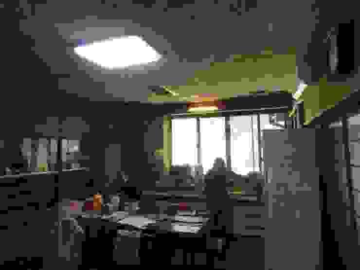 ダイニングキッチン(Before): 土公建築・環境設計室   DOKO Archtecture & Environmental Designsが手掛けたクラシックです。,クラシック