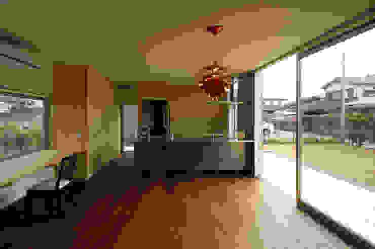 福岡・X: 塔本研作建築設計事務所が手掛けたダイニングです。,オリジナル