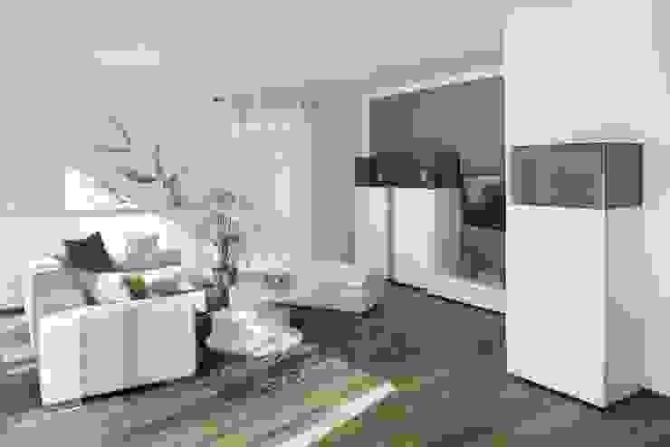 Livings de estilo  por RENSCH-HAUS GMBH, Moderno
