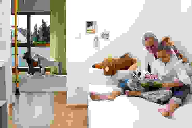 Modern Bedroom by RENSCH-HAUS GMBH Modern