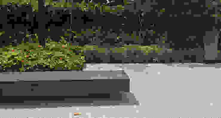 Tinderbox Landscape Studio Tropical style garden