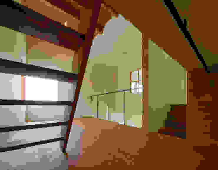 Modern style bedroom by 浦瀬建築設計事務所 Modern