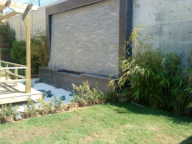 Pelikan Hil Villa Peyzaj Modern Bahçe BATUBA Mimarlık Restorasyon Danışmanlık Modern
